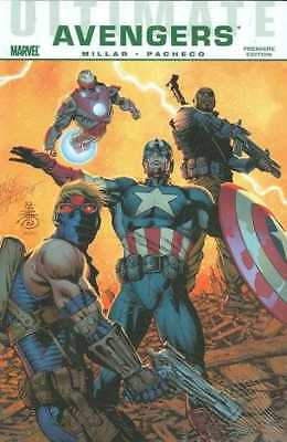 ultimate comics avengers: next generation by mark millar  tpb  marvel comics
