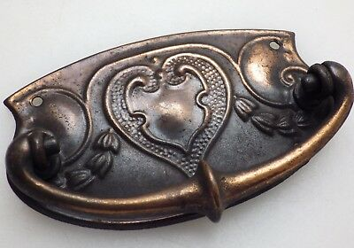 Vintage Style Copper Drawer Handle