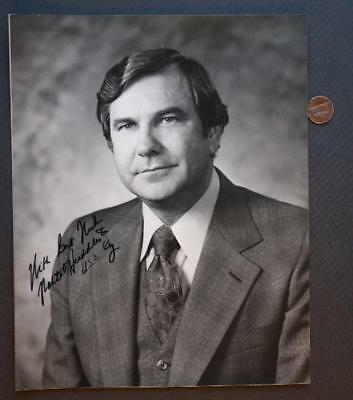 1973-85 Kentucky Senator Walter Huddleston signed/autographed photo-Number TWO!
