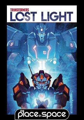 Transformers Lost Light 02 - Softcover