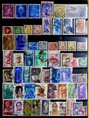 India: 1960's Stamp Collection