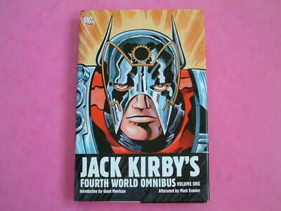 Jack Kirby's Fourth World Omnibus Volume One, with Dust Jacket. VGC.