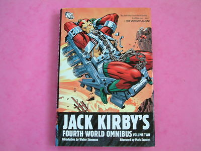Jack Kirby's Fourth World Omnibus, Volume Two, with Dust Jacket. VGC.