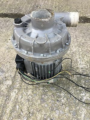 FIR DPE2640 Type 4225/2 Pump Motor