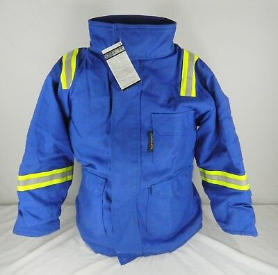 Rps Crude Fr 8595-Roy Fire Resistant Insulated Parka In Mens Size Xl - Nwt