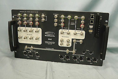 Broadcast Pix iBob Video Switcher #6705
