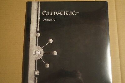 Eluveitie - Origins - Red Vinyl - Mint/neu