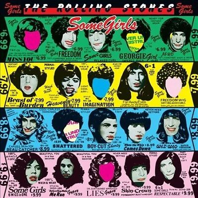 Some Girls by The Rolling Stones (CD, Nov-2011, A&M (USA))
