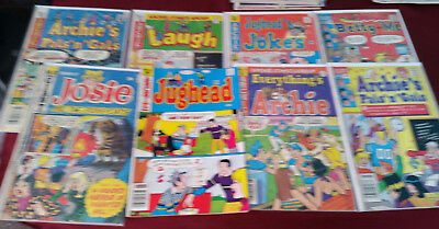 Archie Comics Lot of 8 Issues Assorted Titles