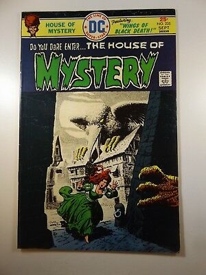 "House of Mystery #235 ""Wings Of Black Death!"" Sharp VF- Condition!!"