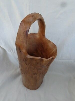 Lovely Solid Wood Bucket