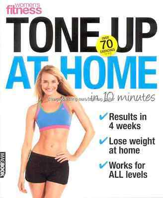 Womens Fitness Tone Up At Home magbook with over 70 exercises
