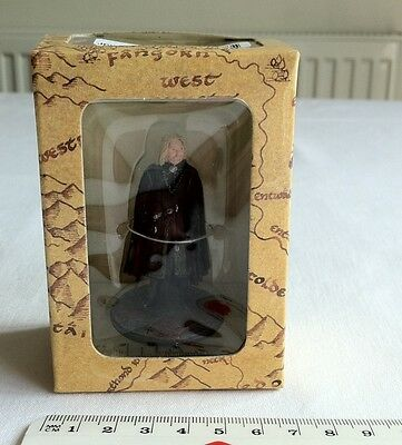 Theoden Single BNIB LOTR White Knight Chess Piece Boxed