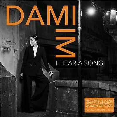 DAMI IM I Hear A Song (Personally Signed by Dami) CD NEW