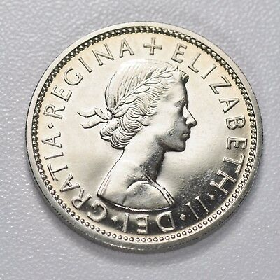 GB FLORIN - LAST YEAR MINTED - 1970 ++ PROOF - FREE S&H! ++[fsh]
