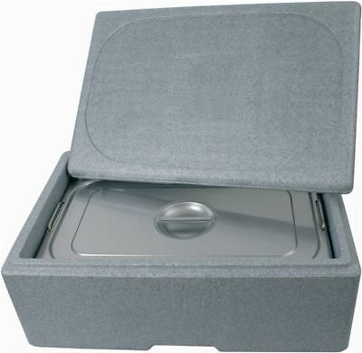 Thermotransportbehälter Thermoport Thermobox GN 1/1-150 3740150 Ausstellung