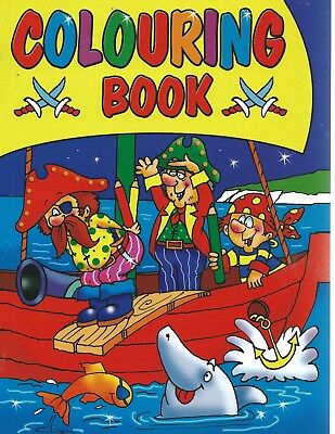 Childrens Colouring Book 48 A4 Pages To Colour In Each Ideal For Young Children