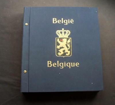 12730aj  BELGIUM UP TO 1976 MINT & USED STAMP COLLECTION INCL BOB IN DAVO ALBUM