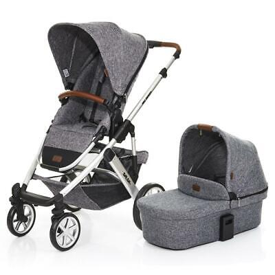 ABC Design Salsa 4 Pushchair & Carrycot (Race) 2018 Model ON SALE! WAS £750