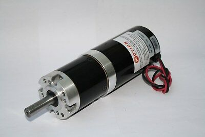 12Vdc Electric Motor with 47:1 Planetary Gearbox (UK SELLER) MCP REF