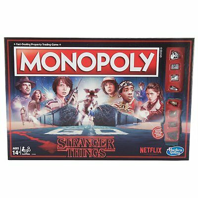 Stranger Things Monopoly  BRAND NEW SEALED