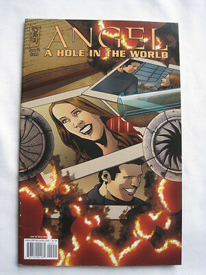 Angel : A Hole In The World  # 2 . Buffy.    Idw. 2010