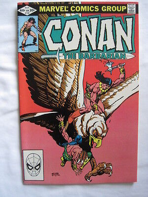 CONAN  132.  By BRUCE JONES & GIL KANE. CLASSIC ! MARVEL. 1982