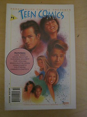 Personality Comics Presents TEEN COMICS : PERRY,SPELLING etc. RARE 1992 COMIC