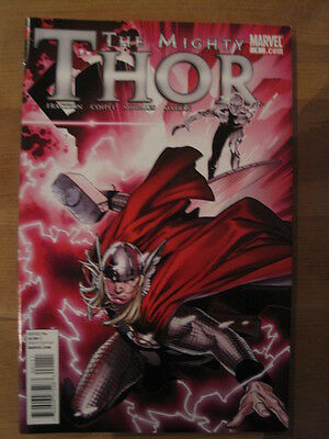 THE MIGHTY THOR  1. COVER B.By FRACTION, COIPEL,MORALES. FANTASTIC !.MARVEL.2011