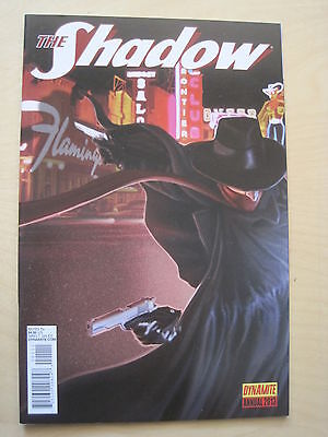 The SHADOW ANNUAL 2013 by PARKS & EVERLY. DYNAMITE. 2013