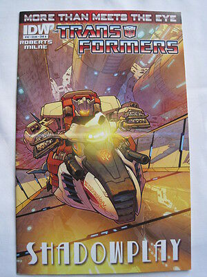 Transformers  # 10  Cover  A.   Idw. 2012