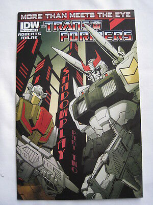 Transformers  # 10  Cover  B.   Idw. 2012