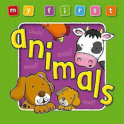 My First: Animals (My First Bumper Deluxe) by Award, Anna | Hardcover Book | 978