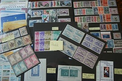 131Me Stamp Collection Commonwealth Europe 97% Pristine Mnh/muh Mint (Pm22)