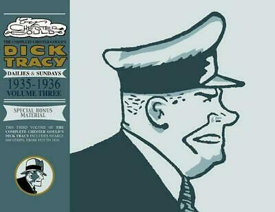 Complete Chester Gould S Dick Tracy Volume 3 by Chester Gould (English) Hardcove