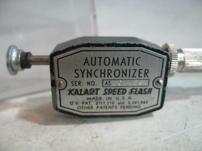 Vintage Kalart Speed Flash Automatic Synchronizer #6
