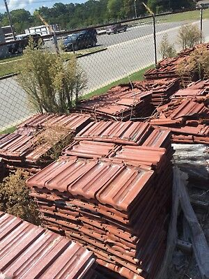 Ludowici French Clay Roof Tile (reclaimed) Approx 70 Square