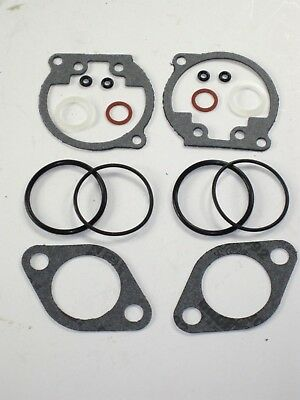 Triumph motorcycle carburetor gaskets Amal USA Made set carb gasket kit 930 626