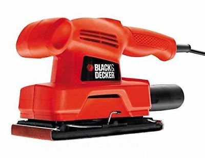 BLACK+DECKER KS300 240 V 1/3rd Sheet Sander, 135 W