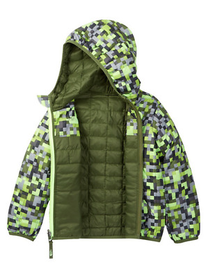 The North Face Boys Jacket Baby Toddler Reversible Lightweight 2 2T 3 3T NWT