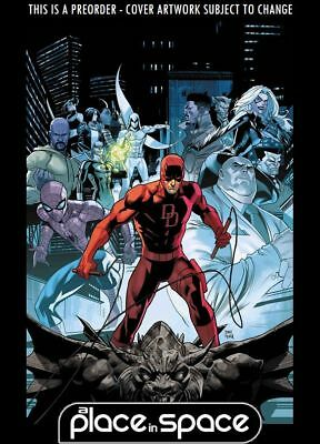 (Wk13) Daredevil, Vol. 5 #600A - Preorder 28Th Mar