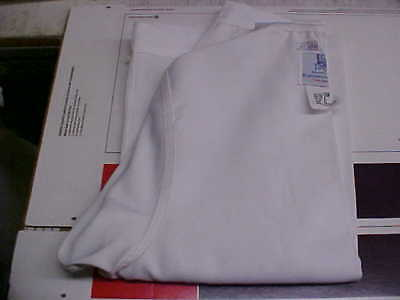 USN Navy Sea Cadet Enlisted Female Dress White Jumper Blouse top 10M loc#w53