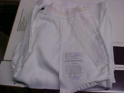 USN Navy Sea Cadet Enlisted Female Dress White Slacks Bell Bottoms 10WP loc#w56