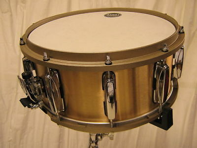 Tama Bell Brass Snare PL1465N 14x6.5 EXCELLENT!!