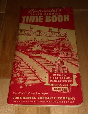 vintage railroad employee book louisville and nashville rr table of
