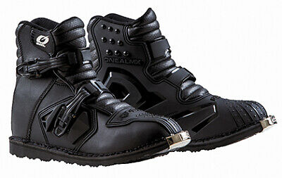 O'Neal Rider Shorty Motorcycle Boots / Black - All Sizes