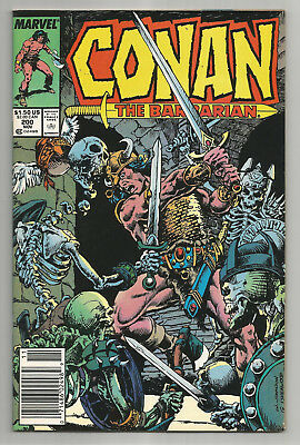 Conan # 200 * Marvel Comics