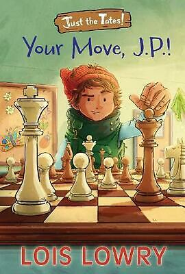 Your Move, J.p.! by Lois Lowry Paperback Book Free Shipping!