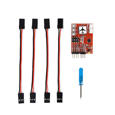 M6 High Precision Flight Controller Board Digital gyro For RC Fixed-wing Plane