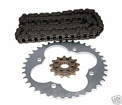 Honda TRX 450R 2004-2005 Red Power O-Ring Chain and Sprocket